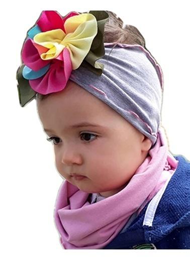 Baby Giz Bandana Gri